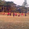 জগন্নাথপুরে ফুটবল লীগের উদ্বোধন