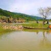 পর্যটকদের ডাকছে বাংলার কাশ্মির খ্যাত তাহিরপুর শহীদ সিরাজ লেক